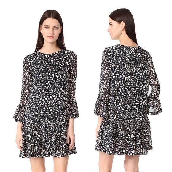 60a8b620 Ganni Dresses & Skirts - Ganni size 38 Georgette Shift Dress EUC Medium